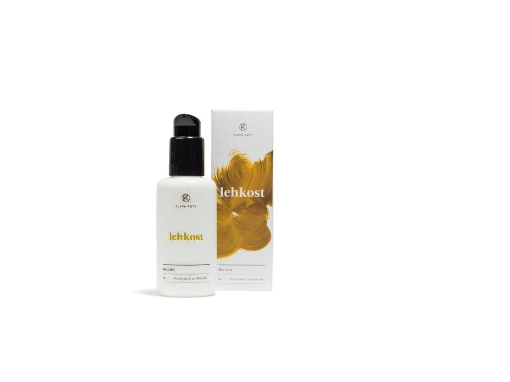 KLARA ROTT Lehkost - Mycí olej pro normální a zralou pleť 100 ml