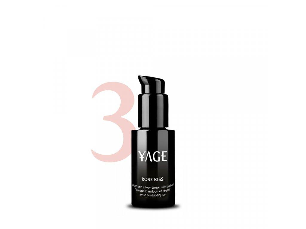 YAGE Pro-kolagenový toner ROSE KISS 50 ml