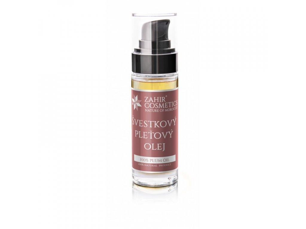 ZAHIR COSMETICS Švestkový olej 30 ml