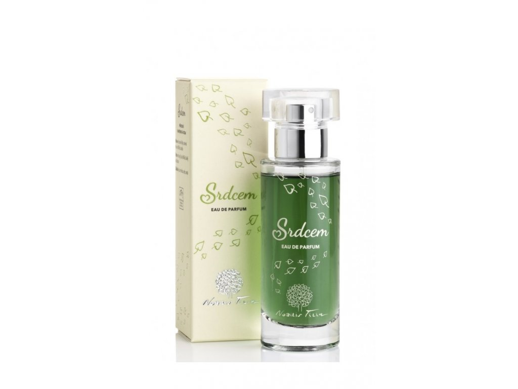 n1030d prirodni parfemova voda srdcem 30 ml s krabickou TlOi 2