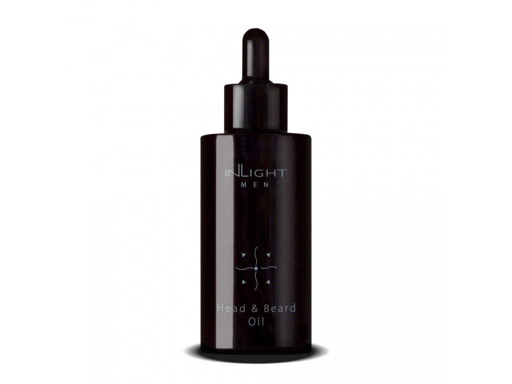 INLIGHT Bio vyživující olej na vlasy, vousy a strniště 1 ks