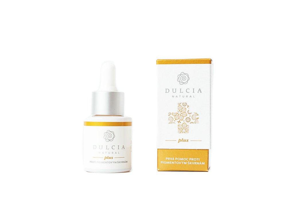 prvni pomoc pigmentove skvrny dulcia natural l