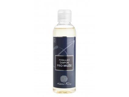 Nobilis Tilia Posilující šampon na podporu růstu vlasů 200 ml