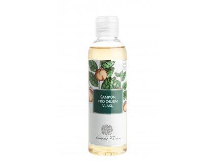 NOBILIS TILIA Šampon pro objem vlasů 200 ml