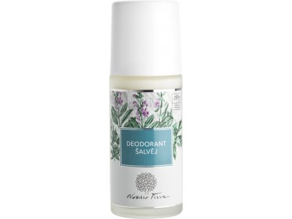 NOBILIS TILIA Deodorant roll-on Šalvěj 50 ml