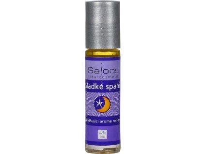 Saloos Bio aroma roll-on Sladké spaní 9 ml