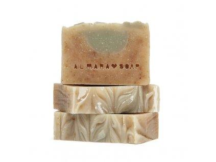 ALMARA SOAP Přírodní mýdlo Lemon Tea Tree 90 g