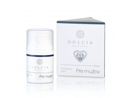 DULCIA NATURAL Hydratační krém pro muže 50 ml