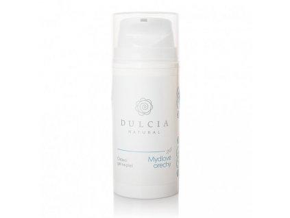 DULCIA NATURAL Čisticí gel na obličej - Mýdlové ořechy 100 ml