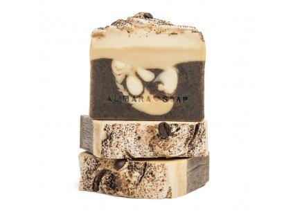 ALMARA SOAP Přírodní mýdlo Coffee Time 100 g