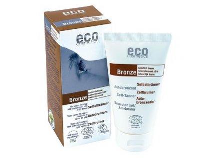 ECO COSMETICS Samoopalovací mléko BIO 75 ml