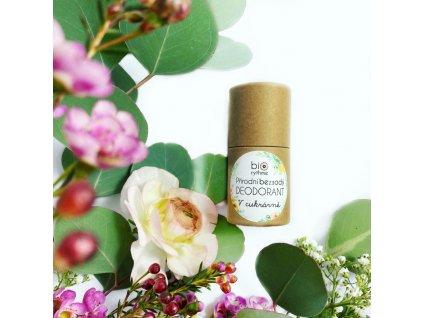 BIORYTHME 100% přírodní BEZSODÝ deodorant roll-on V cukrárně 35 g