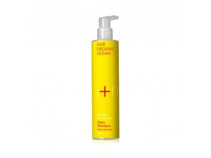 i+m Naturkosmetik Přírodní šampon pro lesk vlasů s citronem 250 ml