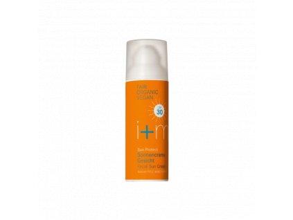 i+m Naturkosmetik Sun Protect Krém na obličej 50 ml