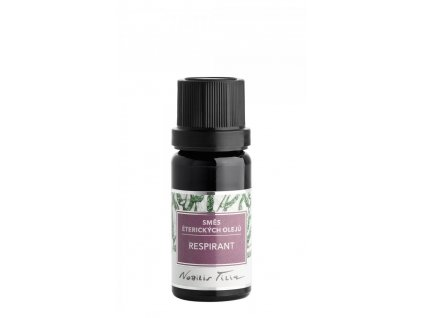 NOBILIS TILIA Směs éterických olejů Respirant 10 ml