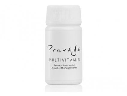 PRAVÁJÁ Multivitamin 30 ks