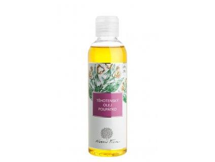 Nobilis Tilia Těhotenský olej Poupátko 200 ml