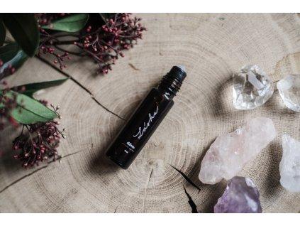 ALMA Přírodní olejový parfém Láska 10 ml