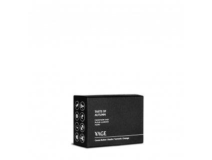 YAGE Ručně vyrobené mýdlo TASTE OF AUTUMN 90 g