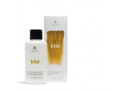 KLARA ROTT Klid - Vyrovnávací bylinné tonikum pro normální a zralou pleť 100 ml