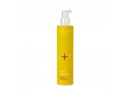 i+m Naturkosmetik Regenerační bio šampon s konopím 250 ml