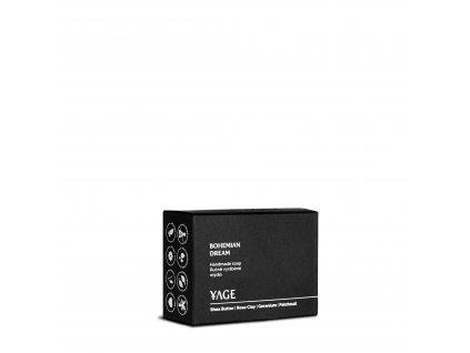 YAGE Ručně vyrobené mýdlo BOHEMIAN DREAM 90 g