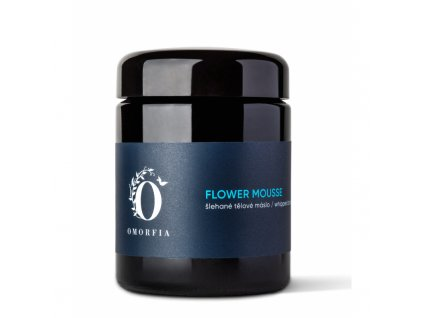 flower mousse