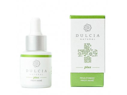 prvni pomoc akne dulcia natural l