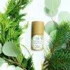 BIORYTHME 100% přírodní BEZSODÝ deodorant roll-on V lese najde(š) se 35 g