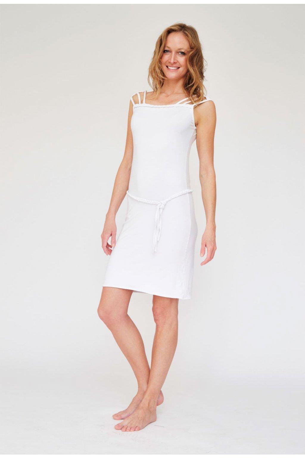 biobavlněné šaty luxusní