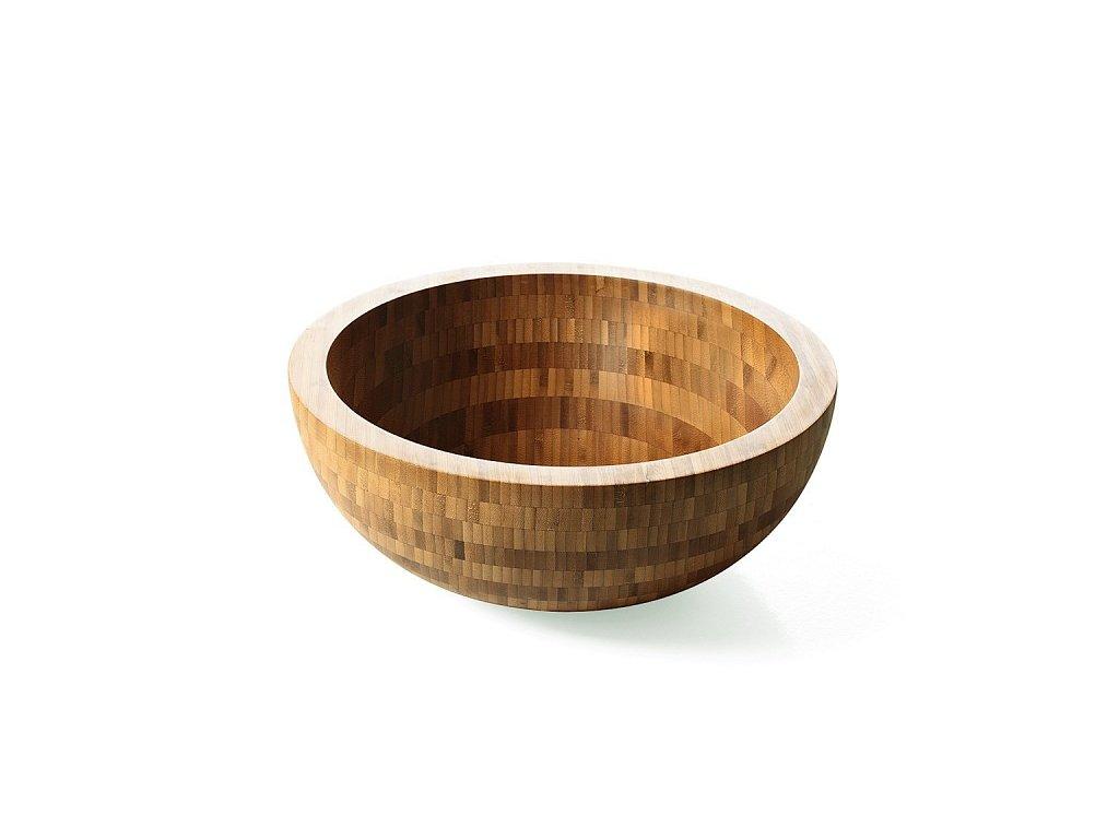 Lineabeta Acquaio umyvadlo na desku bambus 53694.03