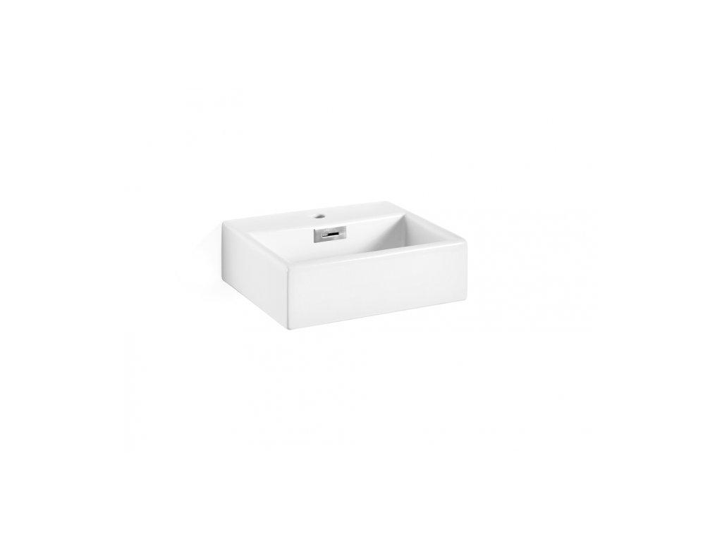 Lineabeta Quarelo Umyvadlo 49,5 cm s přepadem  s otvorem pro armaturu 53709.09