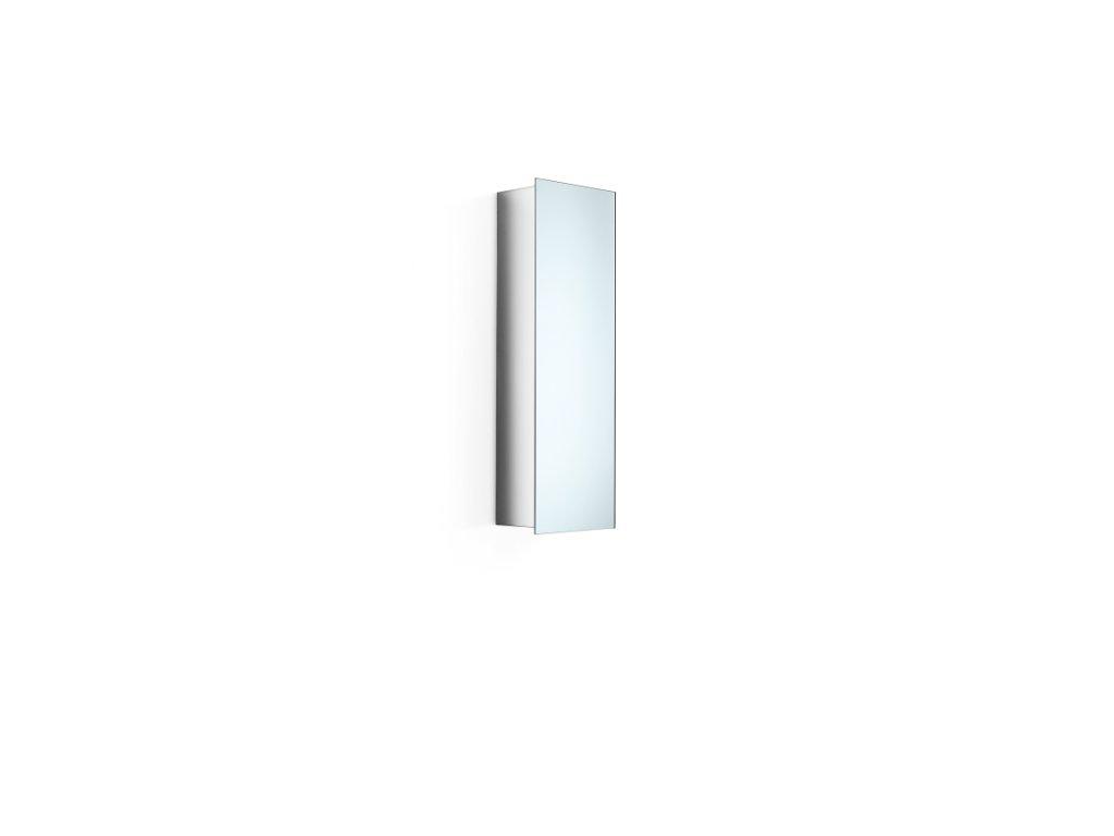 Lineabeta Piká skříň se zrcadlem - leštěná nerezová ocel 51502.29.79