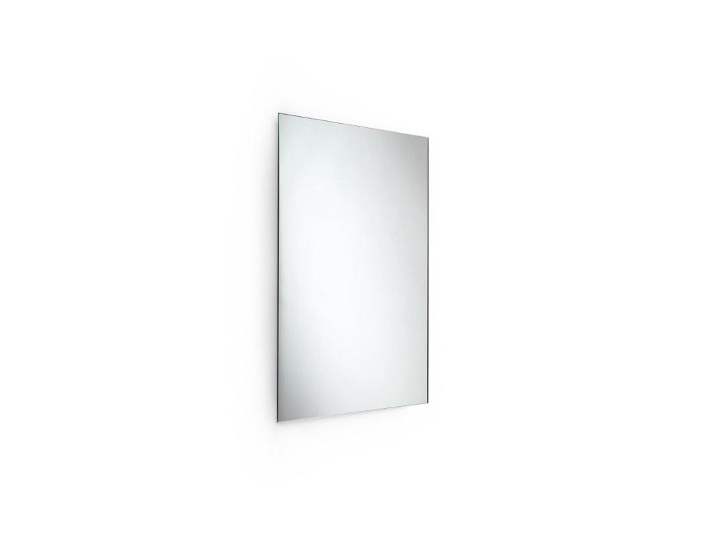 Lineabeta Speci Zrcadlo 70x50 cm s rámem z ušlechtilé oceli 5631.29
