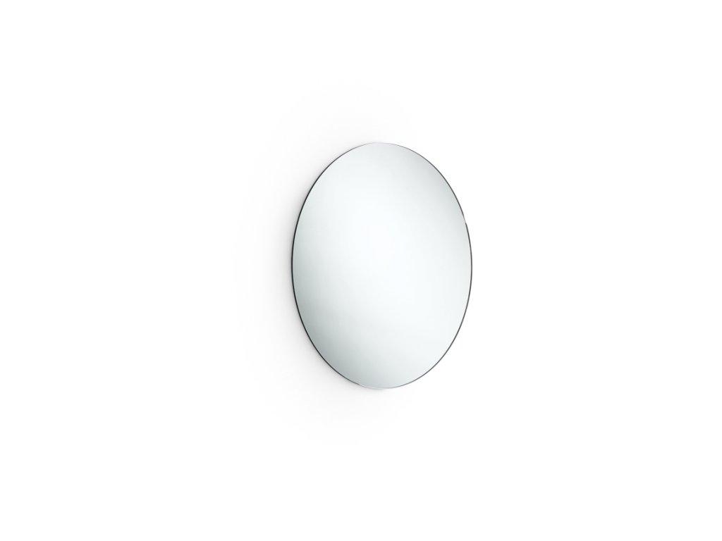 Lineabeta Speci Zrcadlo s rámem z ušlechtilé oceli průměr 59cm 5632