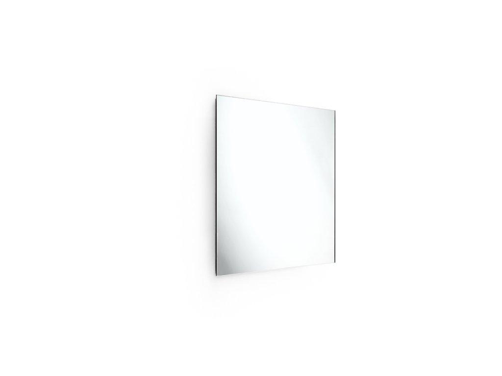 Lineabeta Speci Zrcadlo 59x59 cm s rámem z ušlechtilé oceli 5633.29