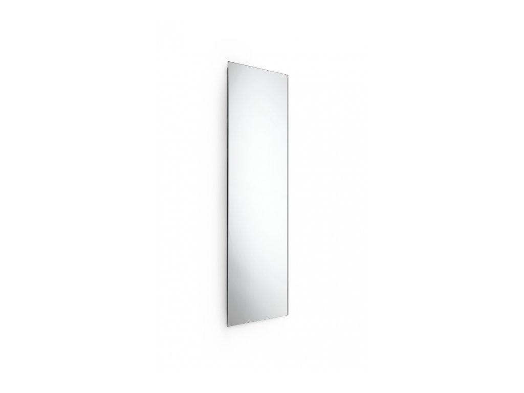 Lineabeta Speci Zrcadlo 100x32 cm s rámem z ušlechtilé oceli 5653