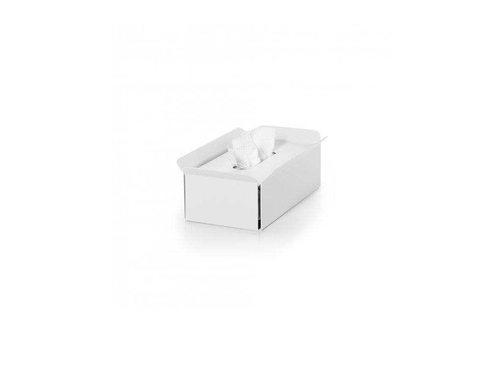Lineabeta Bandoni Box na kapesníčky bílá 53441.09
