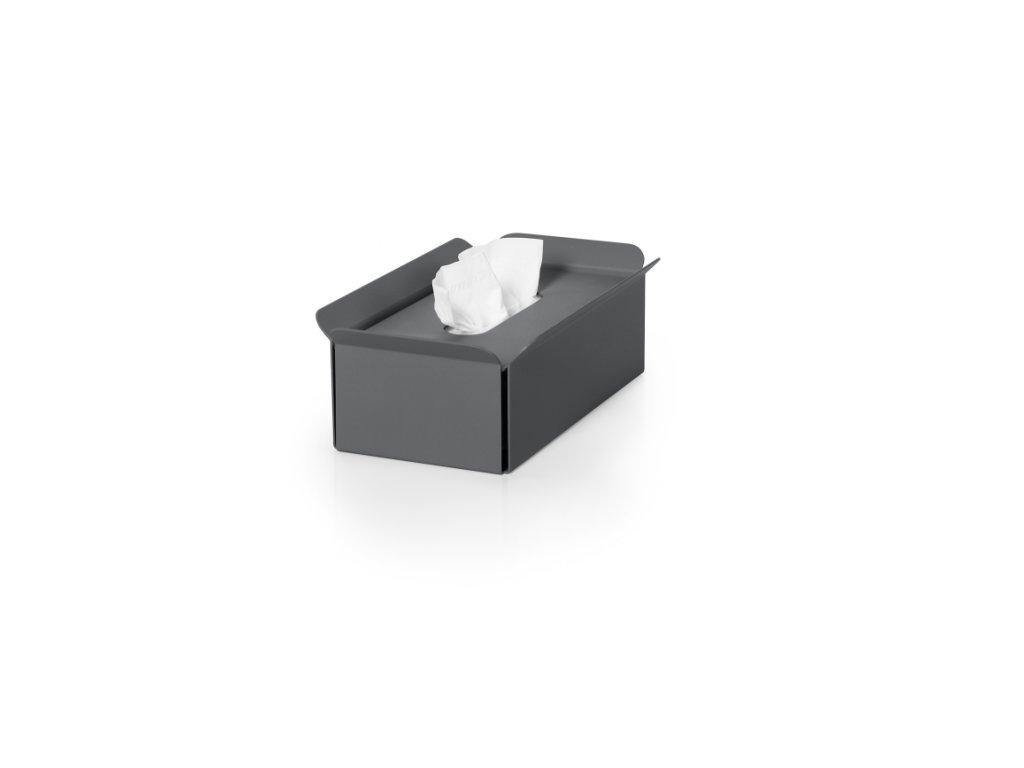 Lineabeta Bandoni Box na kapesníčky antracit 53441.17