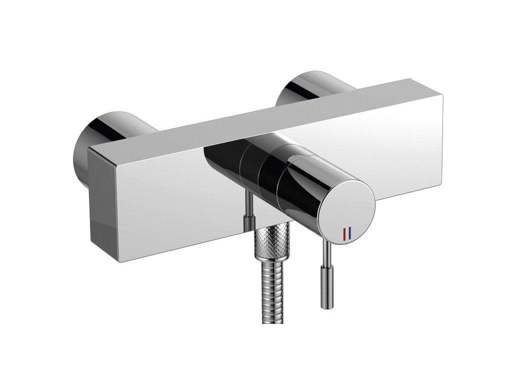 Nástěnná sprchová baterie, chrom  AMALY