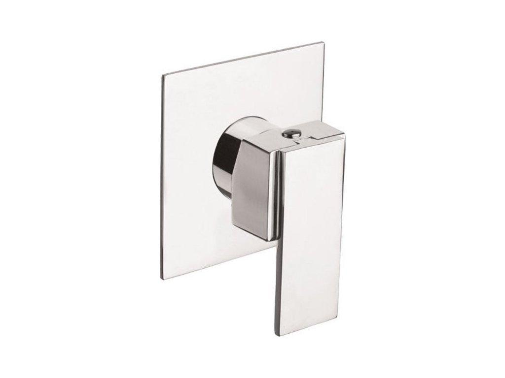 MASTERMAX podomítková sprchová baterie, 1 výstup, chrom   (8705)