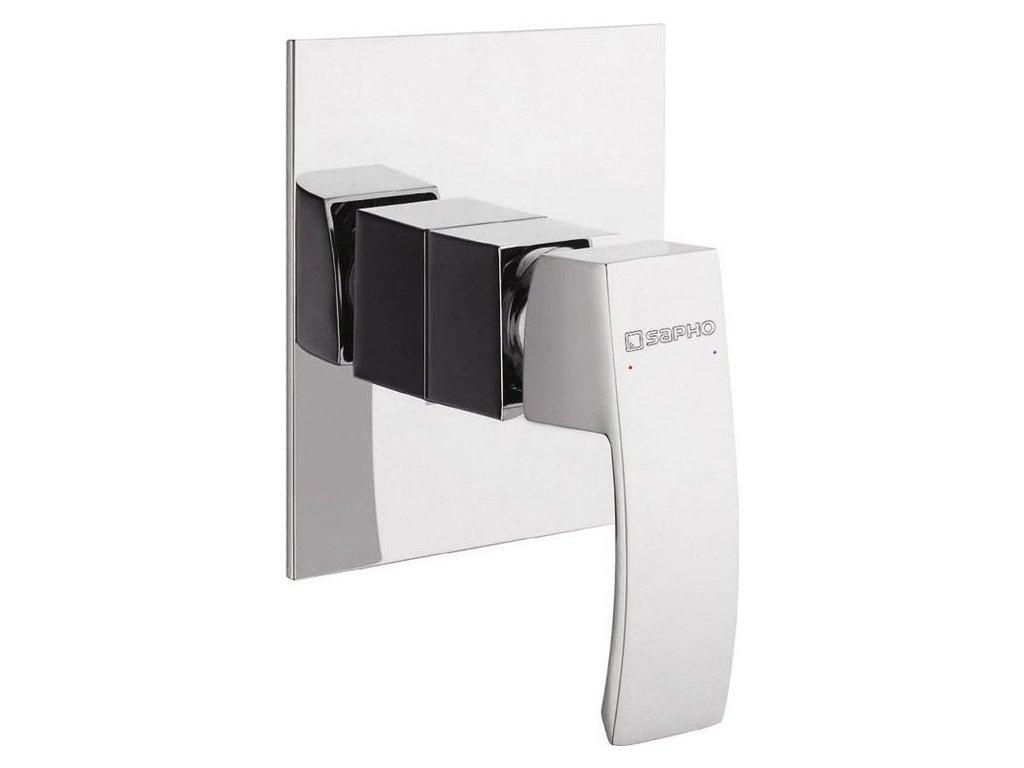 GINKO podomítková sprchová baterie, 1 výstup, chrom   (1101-41)