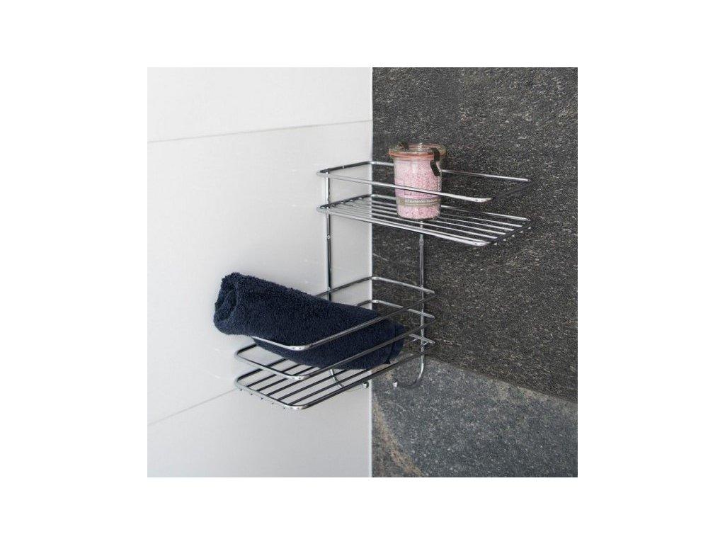 Olsen Spa polička, rozměr 26,5×26,5×31 cm KD02080050