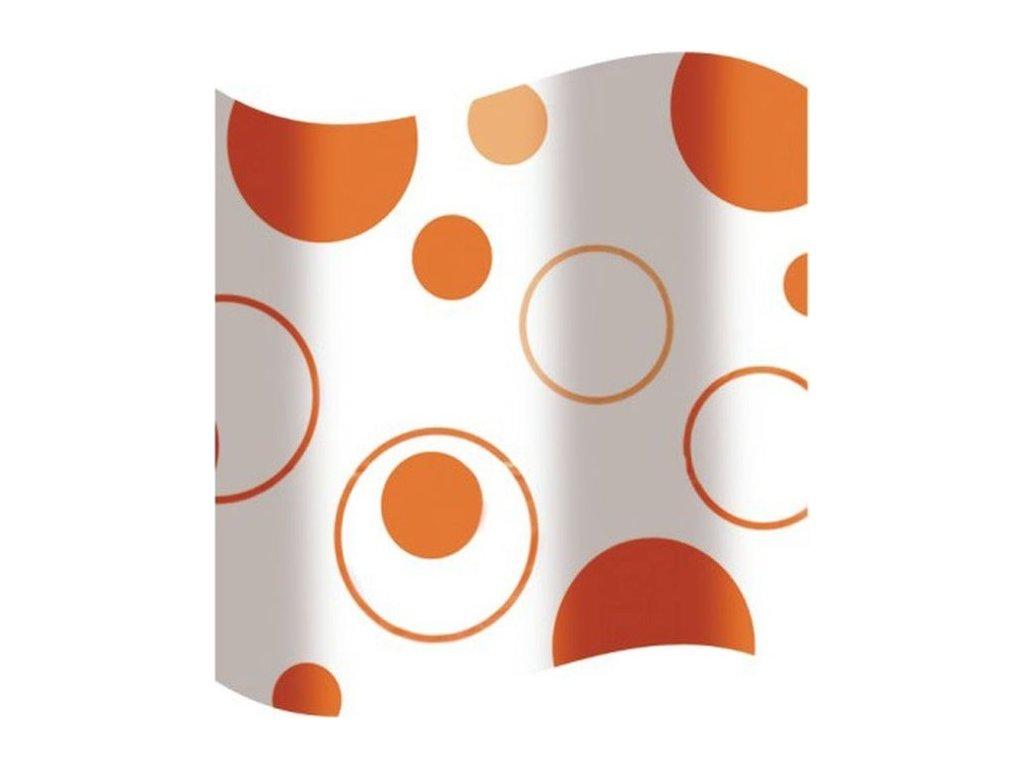 Olsen Spa koupelnový závěs plast 180×180 cm KD02100817