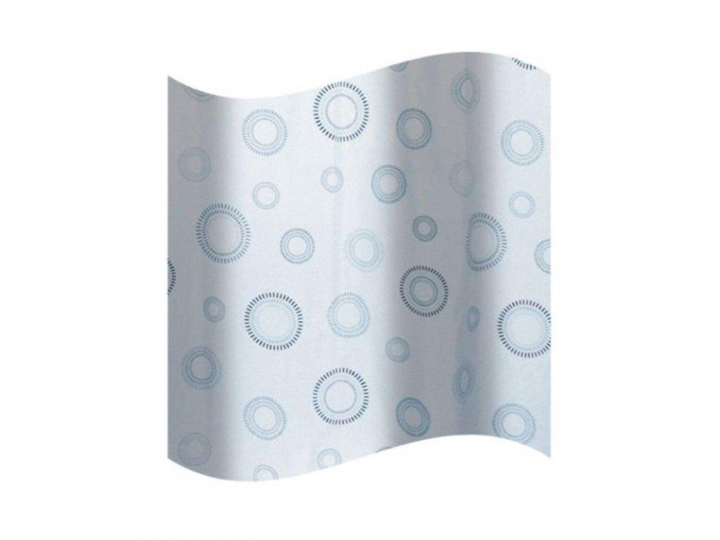 Olsen Spa koupelnový závěs polyester 180x180cm KD02100850