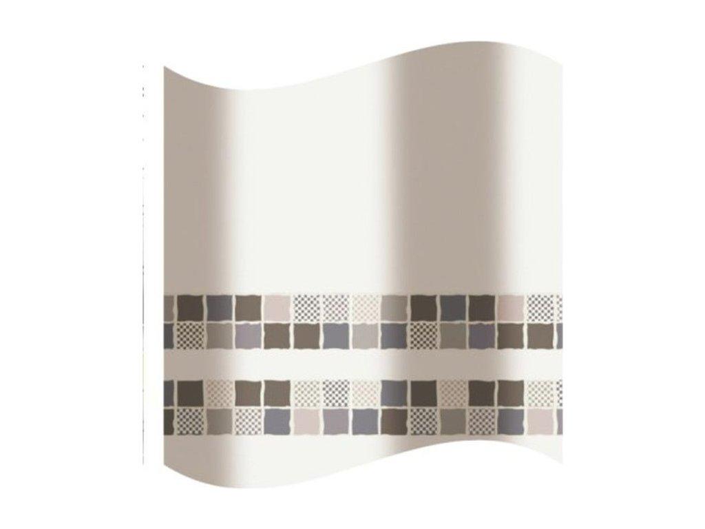 Olsen Spa koupelnový závěs polyester 180x180cm KD02100851