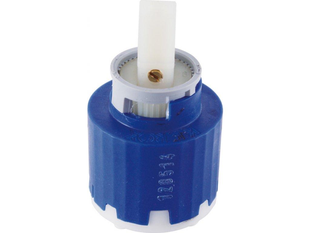 Slezák Rav kartuš keramická nízká k baterii pro nízkotlaké ohřívače vody – 40 mm KA4008