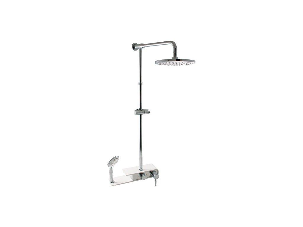Slezák Rav Vodovodní baterie sprchová s hlavovou a ruční sprchou MURRAY MU080.5/3