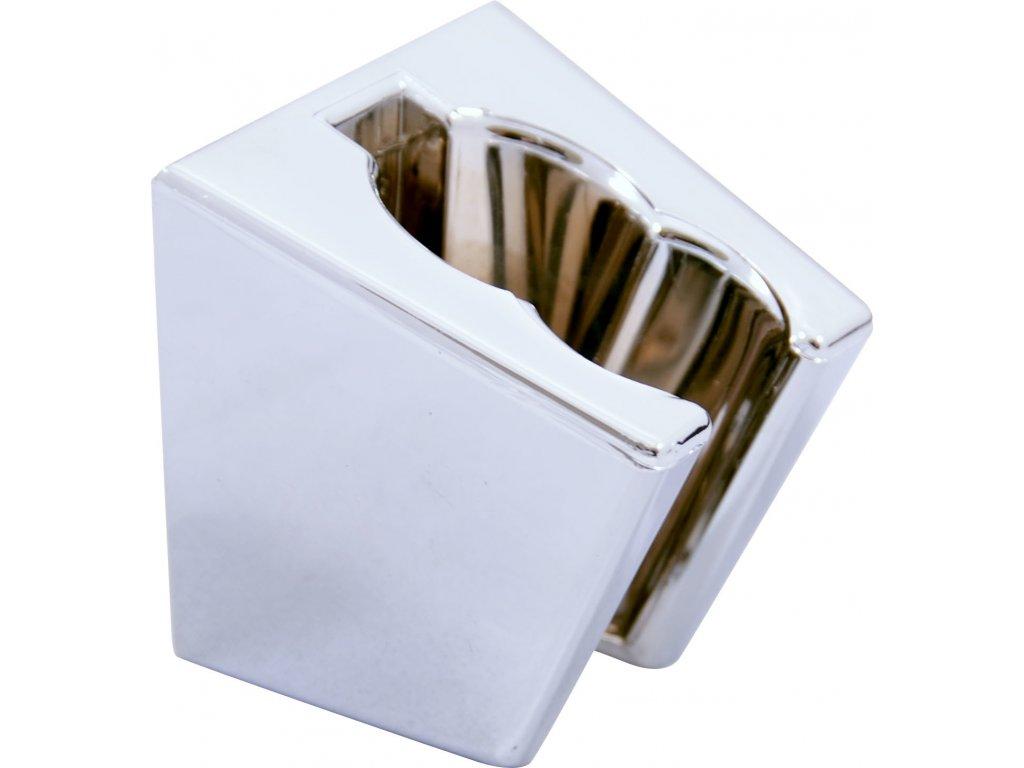 Slezák Rav držák sprchy pevný hranatý – plast PD0007