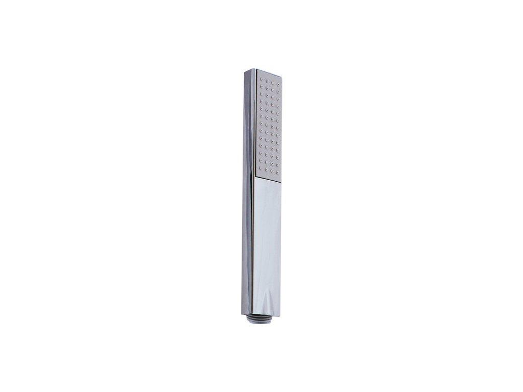 Slezák Rav sprchová růžice LOIRA 38x18xL230 mm – plast PS0021